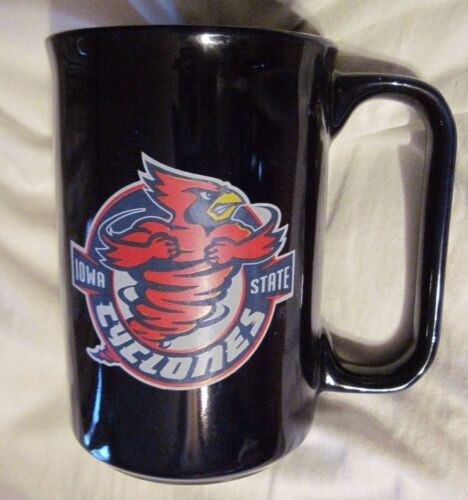 IOWA STATE CYCLONES Ceramic Coffee Mug Rare Design