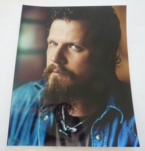 Jamey Johnson Country Music 8x10 Color Promo Photo #3