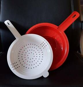 Tupperware New Double Colander Maryland Newcastle Area Preview