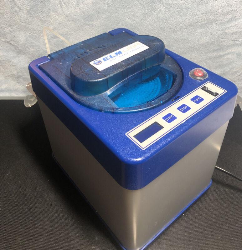 ELM ECO PRO 2 Automatic Disc Repair Machine. Clean Video Games, Movies, Etc!
