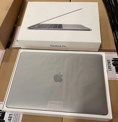 "Apple MacBook Pro 13"" Touch Bar 2.4GHz Quad Core 8GB 256GB MV962LL/A 2019 NEW!"