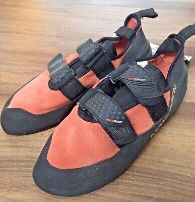 Red//Black Mad Rock Mens Concept 2.0 Climbing Shoe 8 D US