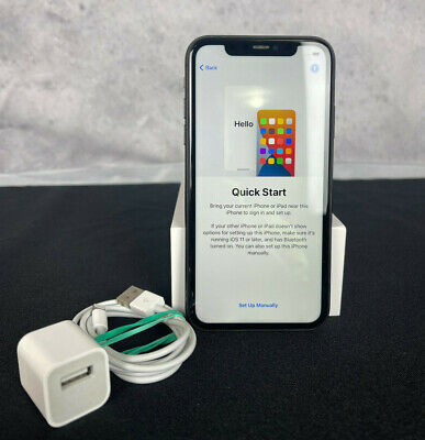 Apple iPhone 11 - 128GB - Black (Unlocked) A2111 (CDMA + GSM) Excellent Cond.