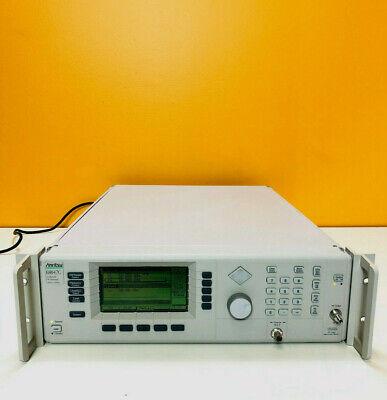 Anritsu 68047c 10 Mhz To 20 Ghz 17 Dbm Synthesized Cw Signal Generator