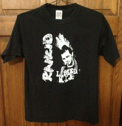 Rancid - Listed MIA T-Shirt (S) Black