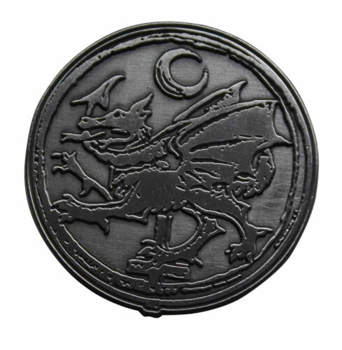 Cradle Of The Filth Order Dragon Metal Pin - Music Band Hat Lapel Badge Licensed