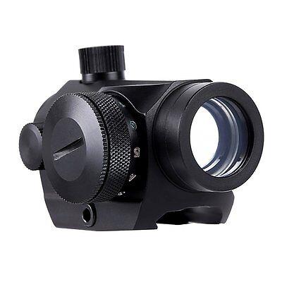 Livabit Tactical Holographic Mini Micro Reflex Red Green Dot Scope Sight