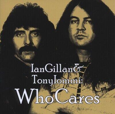 GILLAN IAN IOMMI TONY Who Cares