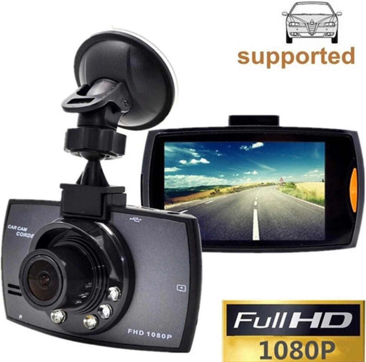 1080P HD dash Cam Car DVR Dash Camera Car Video Recorder Nig
