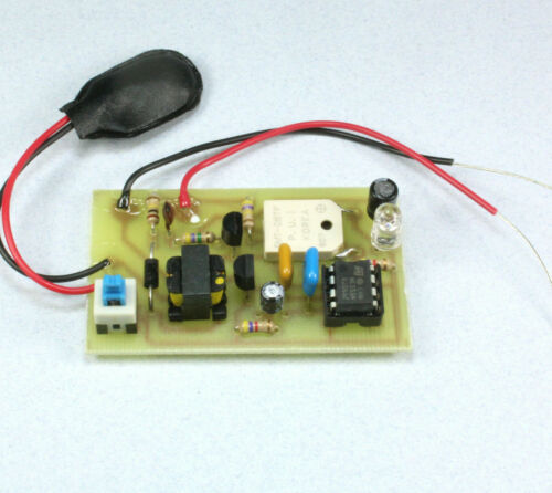 1pc. - Fully  Assembled Ultimate Geiger Counter Kit WITHOUT GM Tube  K-8600 USA