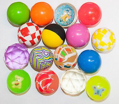 20 x Flummis Flummi Springball 45 mm Hüpfball Bouncing Ball Mitgebsel Tombola