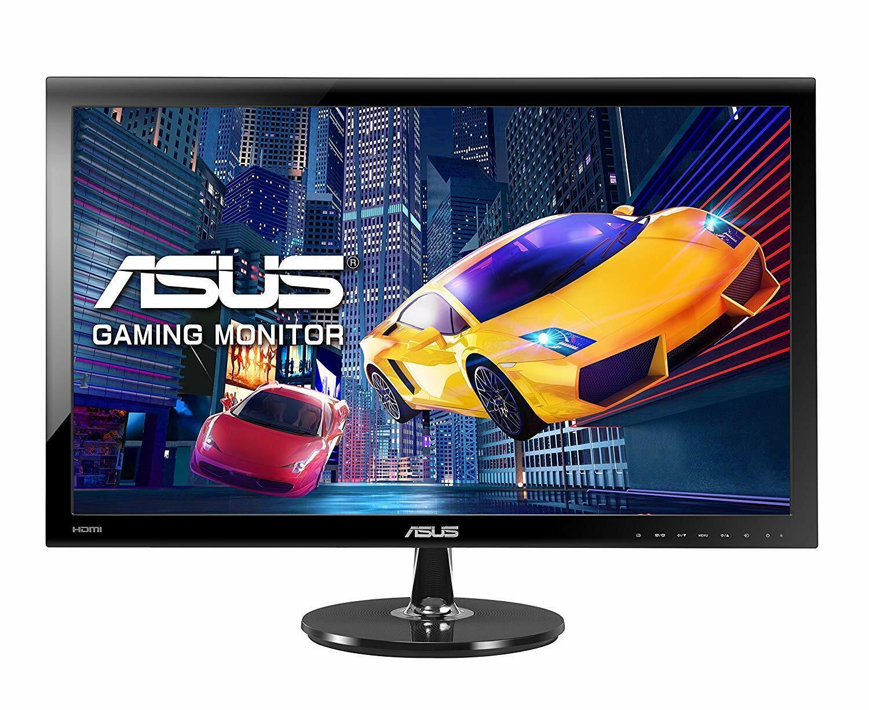 PC LED Monitor Asus VS278H 68,6 cm 27 Zoll FullHD 1ms Lautsprecher HDMI VGA A+