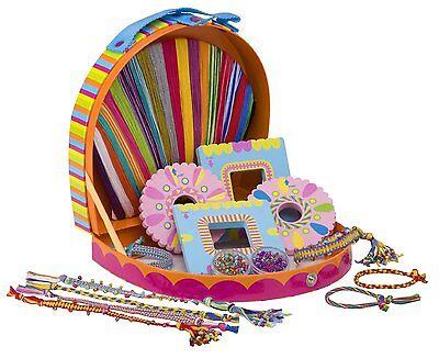 ALEX Toys Do-it-Yourself Friends 4 Ever Jewelry Kit Make 22 Friendship Bracelets