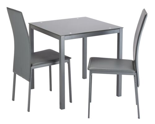 Argos Home Oslo Round Dining Table Amp 4 Chairs Oak Effect