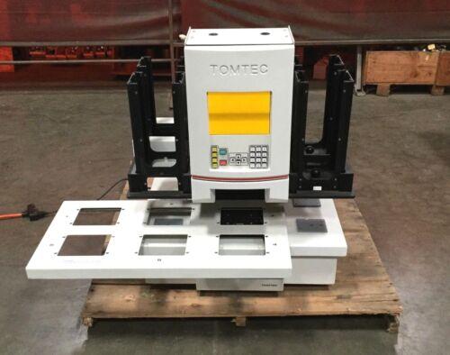 Tomtec Quadra 3 / 300-207 Series Liquid Handler Workstation / Powers On