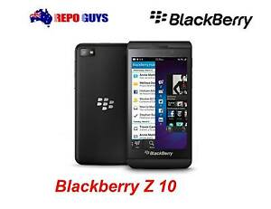 BlackBerry Z10 Unlocked Phone w/8 MP, LED - New Never used Auburn Auburn Area Preview