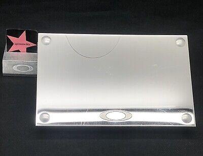 Oakley Display Case Small Mirror w Clip Store Fixture Authentic Rare (Oakley Sunglasses Store)