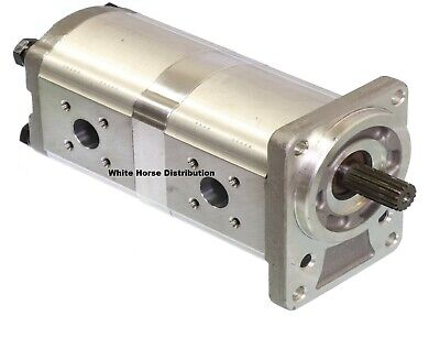 New Kubota Kh151 Excavator Tandem Hydraulic Pump