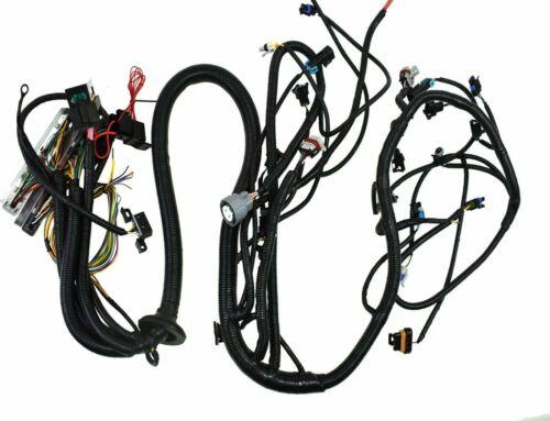 LS STANDALONE WIRING HARNESS W/4L60E 97-06 4.8L 5.3L 6.0L
