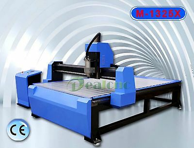 48 Feet Engravingcutting Cnc Router M-1325x With 3kw Water Cooling Spindle