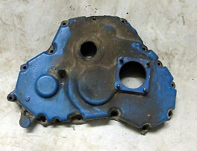 Ford 1600 Tractor Timing Gear Cover