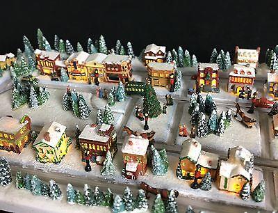 Hawthorne Village Thomas Kinkade Miniature Main Street Moving Cars 2008 VIDEO