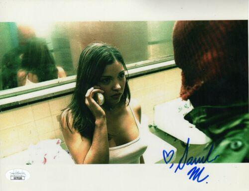 "Sandra McCoy Autograph Signed 8x10 Photo - Cry Wolf ""Mercedes"" (JSA COA)"