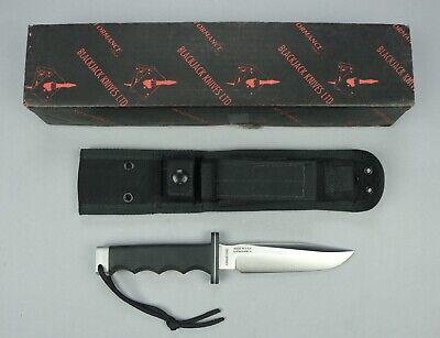 Blackjack Knives LTD Assault Team 1 Knife & Sheath • NEW NIB RARE • USA