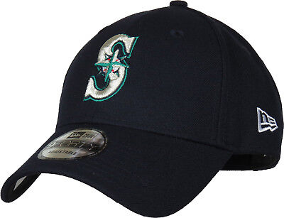 Seattle Mariners New Era 940 The League Pinch Hitter Baseball Cap