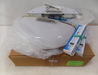 Incon Fluorescent Fixture 2 X 13 Falcon 880 Series 2 Per Box Nib