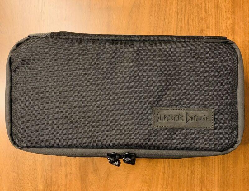 Superior Defense Black Bong Bag X GWA