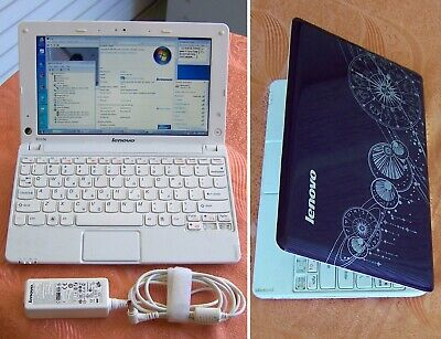 Lenovo ideapad S10-3s MOON Notebook  Atom 1.83GHz / 2GB / 250 GB / Win 7 starter segunda mano  Embacar hacia Argentina