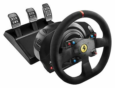 Thrustmaster T300 Ferrari Integral Racing Wheel Alcantara Edition (4169082) NEW™