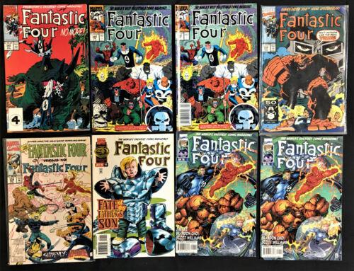 FANTASTIC FOUR 80 COMICS SIMONSON, ART ADAMS, VG/NM
