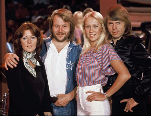 ABBA - MUSIC PHOTO #E64