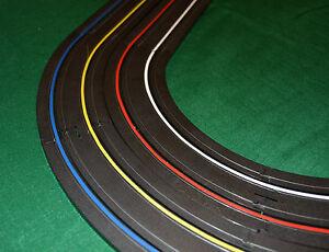 4 Lane Slot Car Track | eBay Race Car Wiring Diagram Single Timer An Nos on