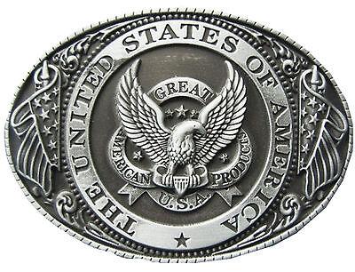 Пряжки New Vintage Great US Eagle