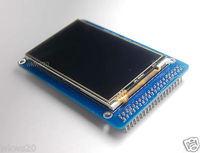 3.2 Inch 169 Wide Tft Lcd Module Wfont Ic 400x240 Arduino Due Mega 2.8 4.3
