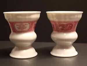 Tasses à café Rudesheim fait par Heinrich