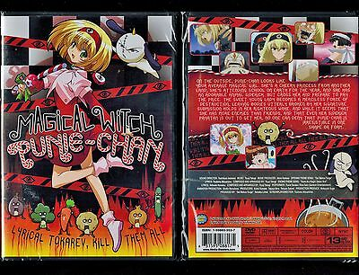 - Magical Witch Punie-Chan - Brand New Anime DVD