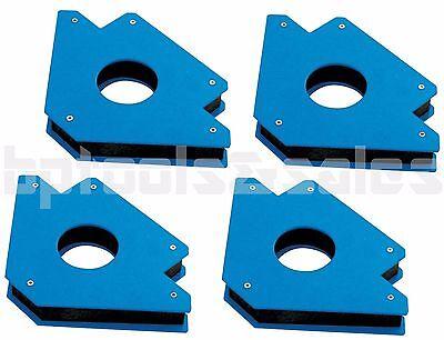 4 Pack 5 75lb Strength Strong Welding Magnetic Arrow Holder Magnets Magnet