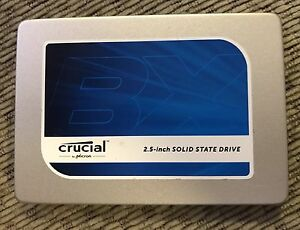 """2.5"""" Crucial Solid State Drive 250GB"""