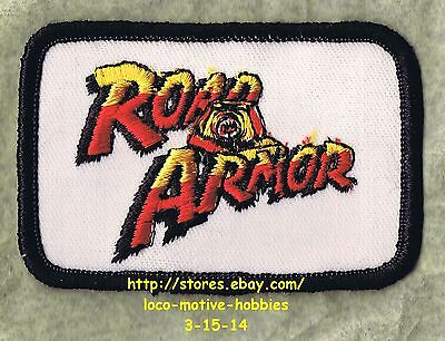 """LMH PATCH Badge ROAD ARMOR Car Truck Automotive Body Accessories Parts LOGO 3"""""""