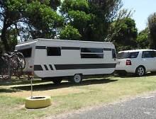 1984 Viscount pop top caravan with bunks Upper Burnie Burnie Area Preview