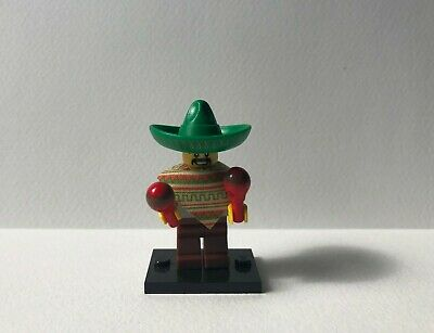 LEGO Series 2 Collectible Minifigure: MEXICAN #1 2010