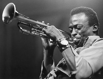 MILES DAVIS 8X10 GLOSSY PHOTO PICTURE IMAGE #2