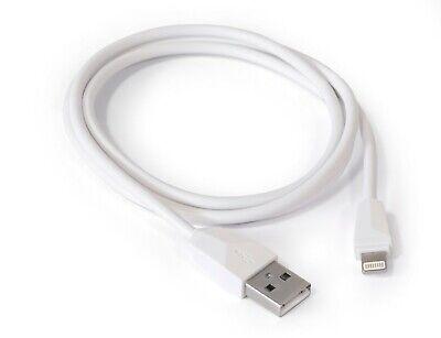 Cable USB- Lightning 2.0 1 Metro AV0478C Original Nuevo