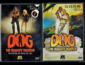 dog the bounty hunter best of season 1 wedding special dvds