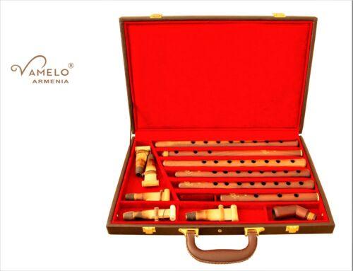 5-Duduk Set - Professional | Vamelo ®