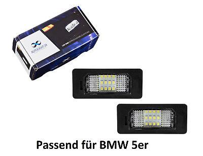 BMW F10 F11 F25 F30 F31 F32 F34 NUMMERNSCHILD KENNZEICHENBELEUCHTUNG LED LEUCHTE